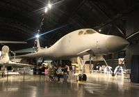 84-0051 @ FFO - B-1B Lancer - by Florida Metal