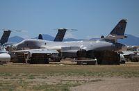 84-0055 @ DMA - B-1B Lethal Weapon - by Florida Metal