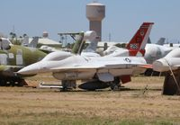 84-1269 @ DMA - F-16C - by Florida Metal