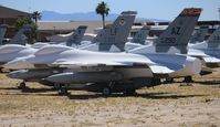 84-1290 @ DMA - F-16C - by Florida Metal