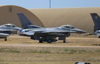 84-1299 @ DMA - F-16C - by Florida Metal