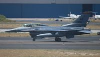84-1326 @ TUS - F-16D - by Florida Metal