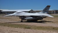 84-1385 @ DMA - F-16C - by Florida Metal