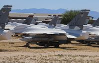 85-1437 @ DMA - F-16C - by Florida Metal