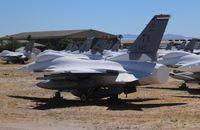 85-1449 @ DMA - F-16C - by Florida Metal