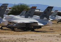 85-1554 @ DMA - F-16C - by Florida Metal