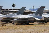 85-1558 @ DMA - F-16C - by Florida Metal