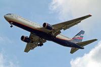 VP-BWW @ EGLL - Boeing 767-306ER [27959] (Aeroflot Russian Airlines) Home~G 14/05/2010. On approach 27R.