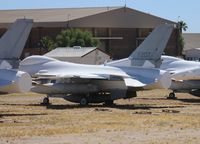 86-0207 @ DMA - F-16C - by Florida Metal