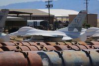 86-0223 @ DMA - F-16C - by Florida Metal