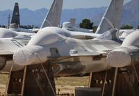 87-0303 @ DMA - F-16C - by Florida Metal