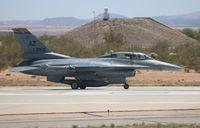 89-2156 @ TUS - F-16D - by Florida Metal