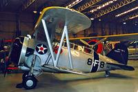 N100TF @ EGSU - Grumman G-32A (Replica) [447] Duxford~G 27/09/2001 - by Ray Barber