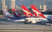 CC-BBH @ KLAX - Boeing 787-8 - by Mark Pasqualino