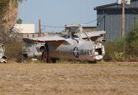 150532 @ DMA - E-2B Hawkeye - by Florida Metal