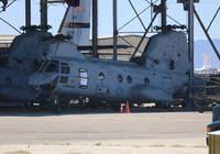 154799 @ DMA - CH-46F - by Florida Metal