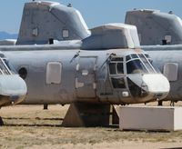 154805 @ DMA - CH-46E - by Florida Metal