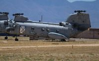 154856 @ DMA - CH-46F - by Florida Metal