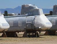 156421 @ DMA - CH-46F - by Florida Metal