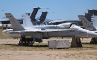 161748 @ DMA - F-18A - by Florida Metal