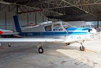 I-ICAL @ LIQB - SIAI-Marchetti S.205-20R [06-022] Arezzo~I 24/08/2014