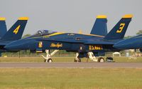 163442 @ LAL - Blue Angels - by Florida Metal