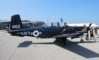 164162 @ BKL - T-34C in retro colors - by Florida Metal