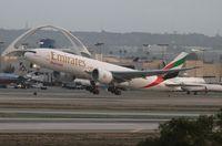 A6-EFG @ LAX - Emirates Sky Cargo