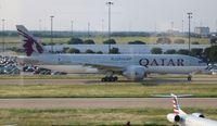 A7-BBC @ DFW - Qatar 777-200LR - by Florida Metal