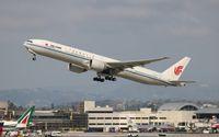 B-2031 @ LAX - Air China - by Florida Metal