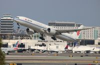 B-2036 @ LAX - Air China 777-300 - by Florida Metal