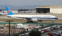B-2080 @ LAX - China Southern Cargo - by Florida Metal
