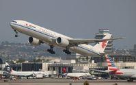 B-2087 @ LAX - Air China - by Florida Metal