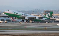 B-16402 @ LAX - Eva Air Cargo
