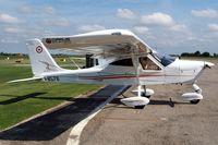 I-B578 @ LIKO - Tecnam P.92 Echo Classic [Unknown] (Cirrus Aviation Sport) Bologna-Ozzano Del'Emilia~I 25/08/2014