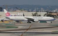 B-18003 @ LAX - China Airlines