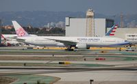 B-18051 @ LAX - China Airlines