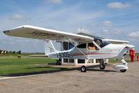 I-B305 @ LIKO - Tecnam P.92 Echo Classic [Unknown] (Cirrus Aviation Sport) Bologna-Ozzano Del'Emilia~I 25/08/2014