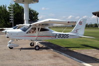 I-B305 @ LIKO - Tecnam P.92 Echo Classic [Unknown] (Cirrus Aviation Sport) Bologna-Ozzano Del'Emilia~I 25/08/2014