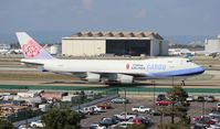 B-18720 @ LAX - China Airlines Cargo - by Florida Metal