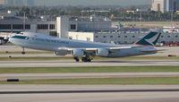 B-LJB @ MIA - Cathay Cargo - by Florida Metal