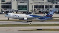 CC-CXD @ MIA - LAN 767-300