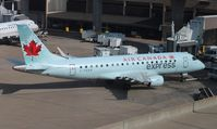 C-FEKH @ DFW - Air Canada E175 - by Florida Metal