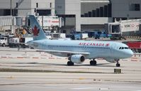 C-FGYS @ MIA - Air Canada