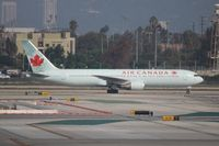 C-GHOZ @ LAX - Air Canada - by Florida Metal