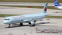C-GITY @ FLL - Air Canada - by Florida Metal