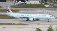 C-GIUB @ FLL - Air Canada
