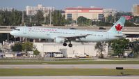 C-GJWO @ FLL - Air Canada - by Florida Metal