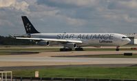 D-AIGV @ ATL - Lufthansa Star Alliance