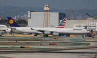 D-AIHR @ LAX - Lufthansa